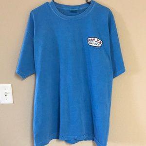 Comfort Colors Shirts - Ron Jon Surf Shop Las Vegas tee XL (blue)